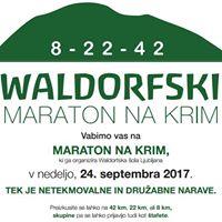 Waldorfski Maraton NA KRIM