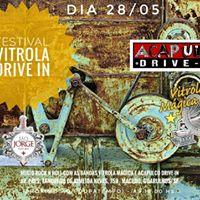 Festival Vitrola Drive In