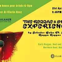 The Reggae &amp Soul Experience - Selector Baba
