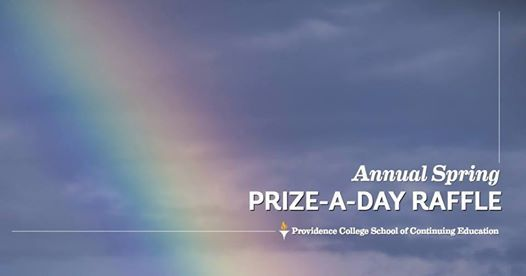 Prize-A-Day Raffle to Benefit SCE Scholarship Fund