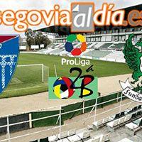 J5 Grupo 1 2aB. CD Toledo - Gimnstica Segoviana CF