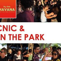 Picnic  Rueda at the New Farm Park - 29 July - Free Event