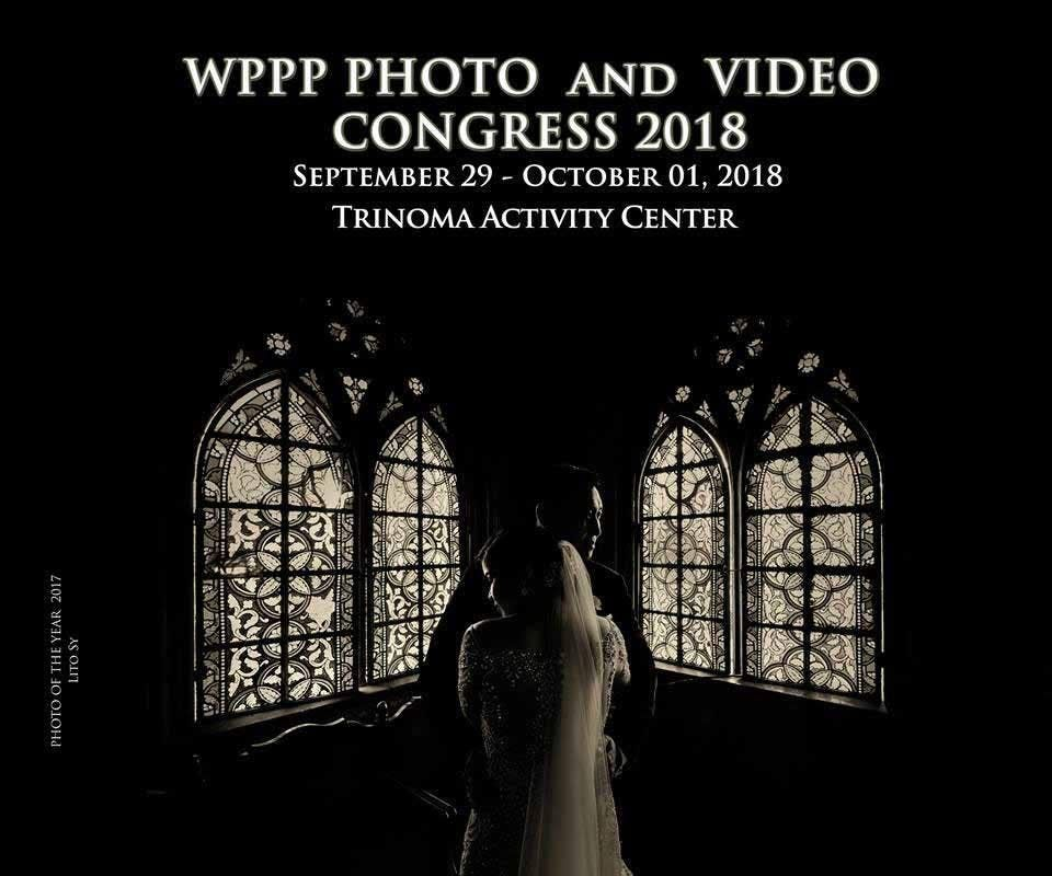 WPPP Photo And Video Congress 2018 At Trinoma Activity
