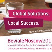 Veletrh  Trade Fair Beviale Moscow