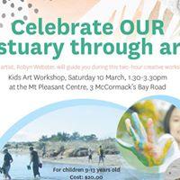 Seaweek Art Workshop for Children