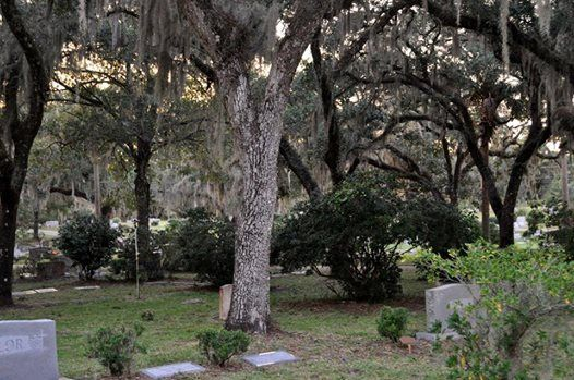 Historic Oakdale Cemetery Walk at West Volusia Historical