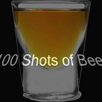 Centurion Challenge 100 Shots of BEER in 100 Minutes