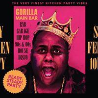 Sexy Kitchen Party  Gorilla Bar
