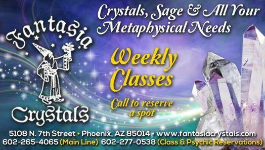 Hoodoo Ancestor Altars at Fantasia Crystals, Phoenix