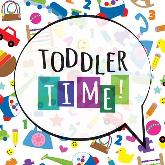 Toddler Time Ages 2 Years & Adult