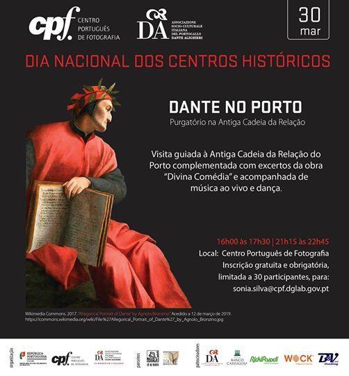 Dante no Porto