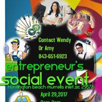 Entrepreneur Community Social Event
