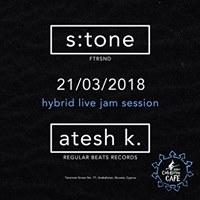 Atesh K. stone  Atlye Cad Kazan Cafe