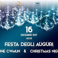 Festa Degli Auguri - Simulazione CWMUN &amp Christmas Night Party