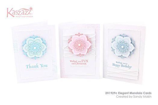 Elegant Mandala Cards 20