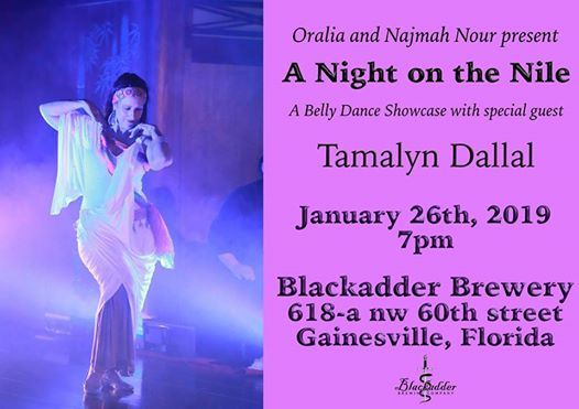 Night on the Nile with Tamalyn Dallal