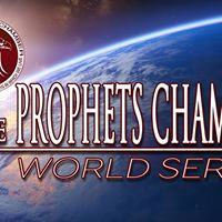 The Prophets Chamber World 2017 Series with Lana Vawser