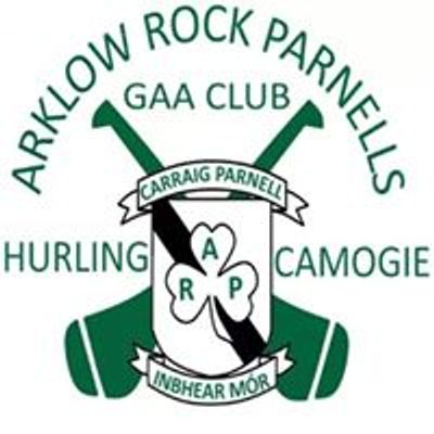 arklow rock parnells gaa club