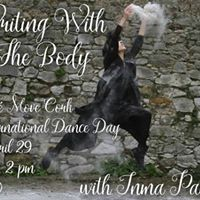Writing with the Body with Inma Pavon