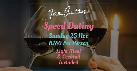 speed dating events in johannesburg