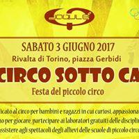 CIRCO SOTTO CASA 2017