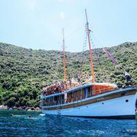 Sail Croatia Navigator Cruise 26th July