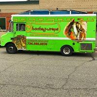Bombay-Wraps Food Truck