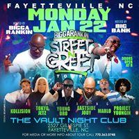 Bigga Rankin Street n Greet Fayetteville NC