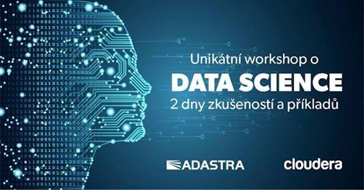 Adastra Academy Data Science dvoudenn workshop