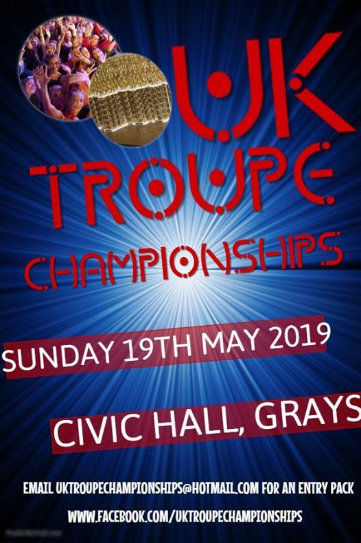 UK Troupe Championships 2019