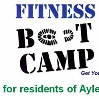 FREE fitness bootcamp sessions for residents of Aylesbury Every Monday. 7pm.