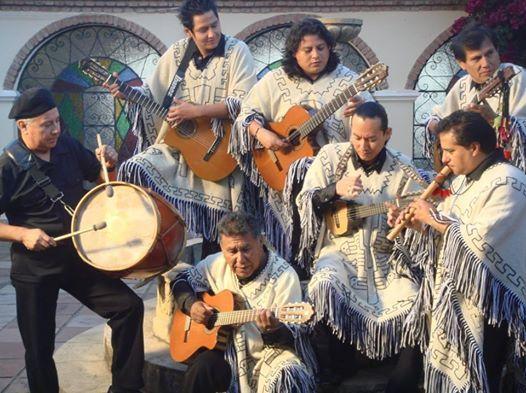 Los Kjarkas en Cajamarca