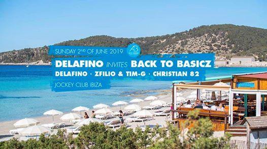Delafino invites Back To Basicz at Jockey Club Ibiza