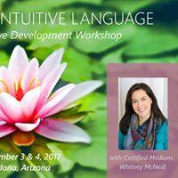 Intuitive Development Retreat Sedona