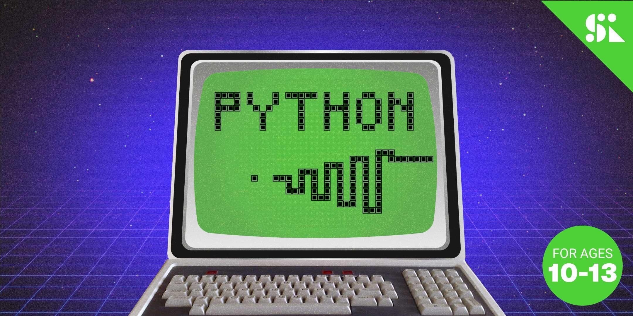 Puzzle Out with Python Programming [Ages 10-13] 4 Jul - 29 Aug (Wed 430PM)  Bukit Timah