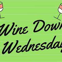 Wine Down Wednesday Fundraiser