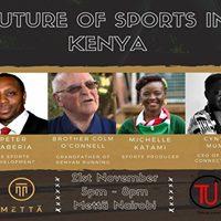 Future of Sports in Kenya