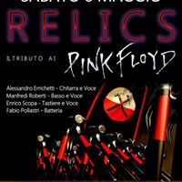 Relics &quotPink Floyd&quot Tribute al Lord Lichfield