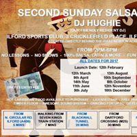 Second Sunday SALSA Ilford