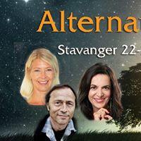Alternativmessen i Stavanger 2017