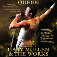 One Night Of Queen performed by Gary Mullen &amp The Works at Lupos