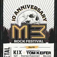 Day 1 M3 Rock Festival 2018