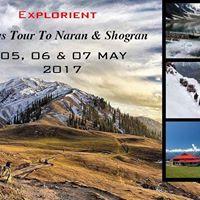 03 Days tour to Naran and Shogran