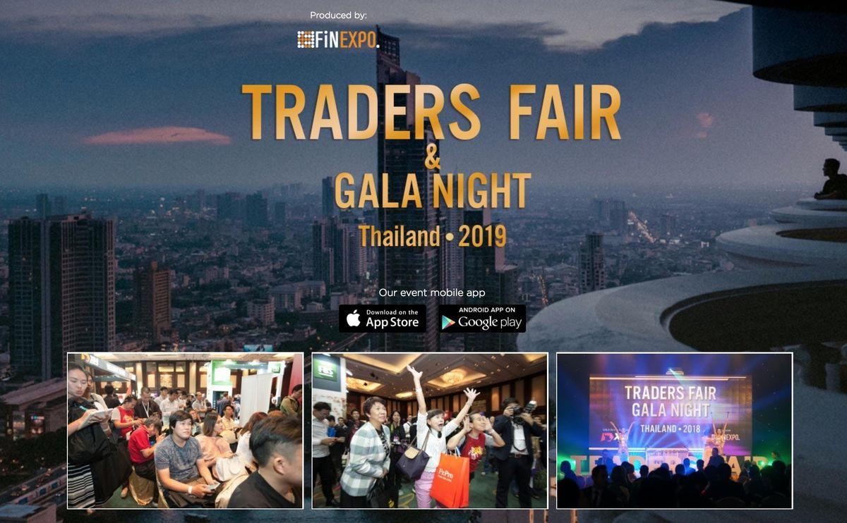 Traders Fair 2020 - Thailand (Financial Education Event)