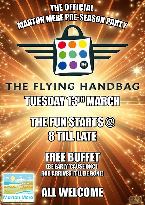 Haven Marton Mere Pre Season Party At The Flying Handbag Blackpool