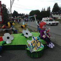 RCT at North Delta Family Day Parade