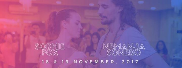 Nemanja Sonero & Sophie Fox  Singapore