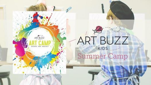 Super Duper You Art Buzz Kids Camp At Wine Design Rocky River