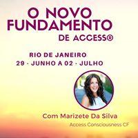 O Novo Fundamento de Access com Marizete Da Silva CF
