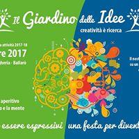 Il Giardino delle Idee in festa